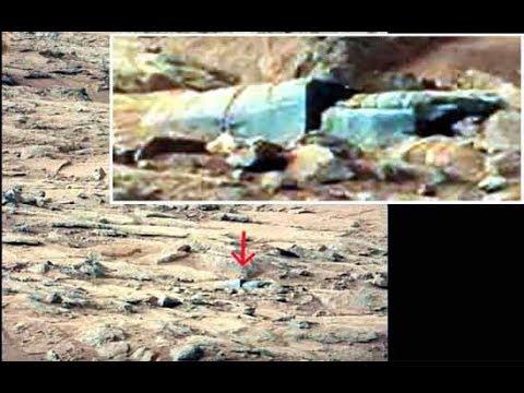 Марс Ученые судорожно прячут новую находку с Красной Планеты о которой им запретили рассказывать