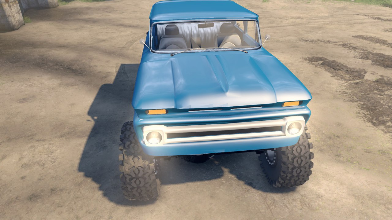 66 CHEVY C-30 By (ccs) 1.1 для Spintires - Скриншот 2