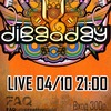 4 октября. DIGGADGY (Live) FAQ-cafe. Москва