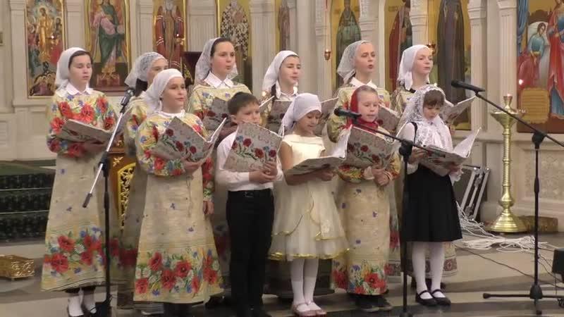 Празднование Дня Жен мироносиц в Троицком храме Коломна 2018