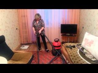 Пылесос с аквафильтром и сепаратором MIE Ecologico MAXI отзыв нашего покупателя