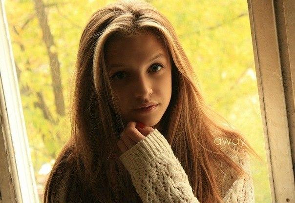 Самые красивые девушки контакта vk