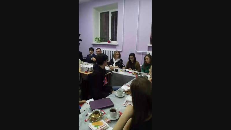 Live ПОЛЁТ |Молодежный Медиацентр| Долгопрудный