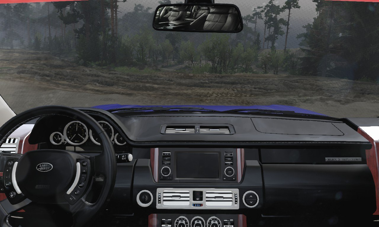 Range Rover Sport для 03.03.16 для Spintires - Скриншот 1