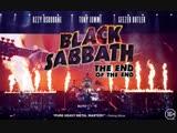 Оззи Осборн и группа Black Sabbath Последний концерт (2017)