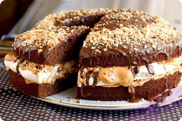 Десерт в стаканчиках пошаговый рецепт