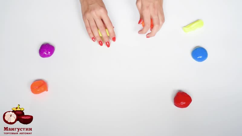 Жвачка для рук - Hand Gum