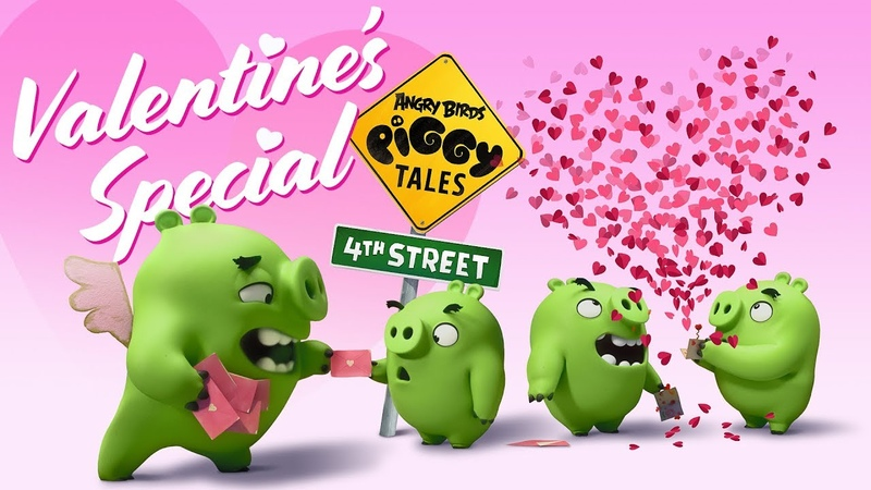 Piggy Tales - 4th Street | Valentine's Special - Pig City Valentine