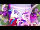 Princess Cadence and Shining Armor defeat Chrysalis