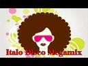 Best of 80s Italo Disco Megamix II Eurodisco 80s Golden Hits II Nonstop Disco Dance songs Legend