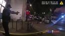 Нательная Камера Офицера Полиции Джейсона Вашингтона Сьемка Перестрелки