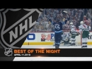 Crosby's hat trick, Knights' firsts headline first night of NHL playoff action