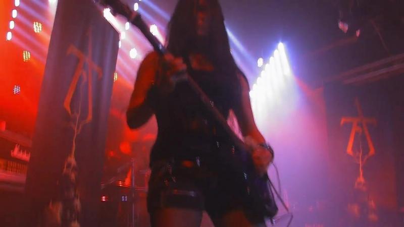 Frantic Amber - Gráinne Mhaol (Live in Czech Republic 2018)