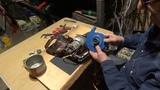 Как сделать мощный насос для лодки ПВХ из автопылесоса Шмель, ч.1