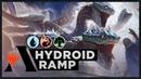 Hydroid Krasis Temur Ramp | Ravnica Allegiance Standard Deck (MTG Arena)