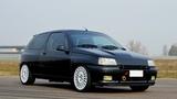 +370 HP Renault Clio 1800 Turbo - action + sound