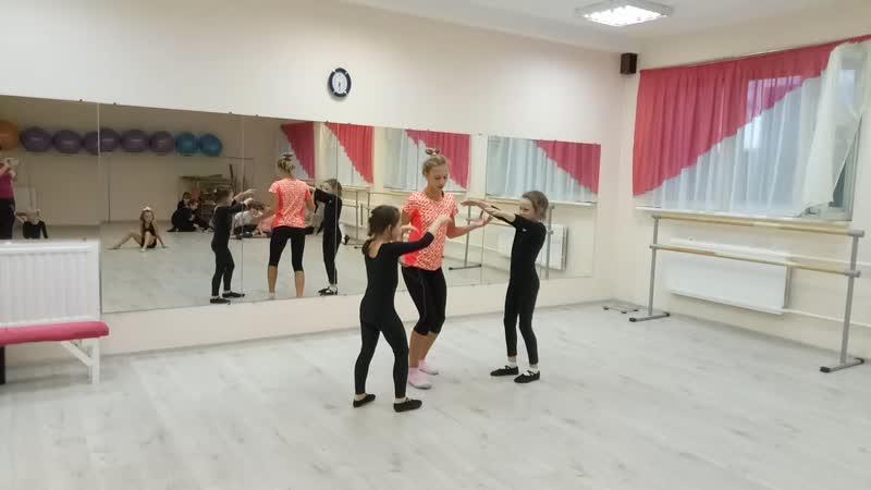 Будильник Пластический этюд Детский Театр Танца и СветоТени Плазма Петрозаводск