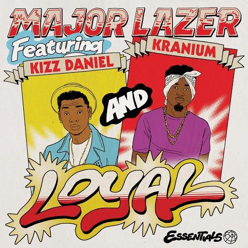 Major Lazer альбом Loyal