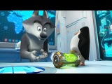 Пингвины Мадагаскара  | Официальный ТВ-ролик (КиноPUZZLE) | Премьера в мире 27.03.2015