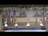 Концертная группа ансамбля Узорица крапива лебеда