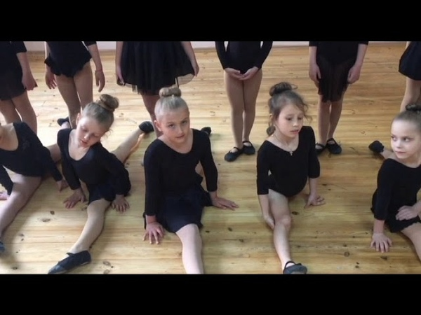 школа танца Impulse под руководством Юлии Тимченко (часть 1 ) экран