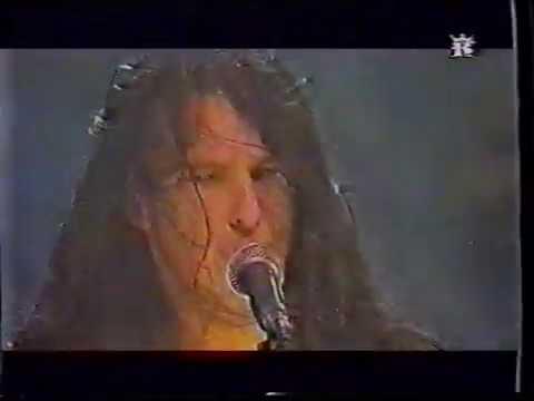 Immolation - live in Kraków 10-10-1996 (Polish TV)