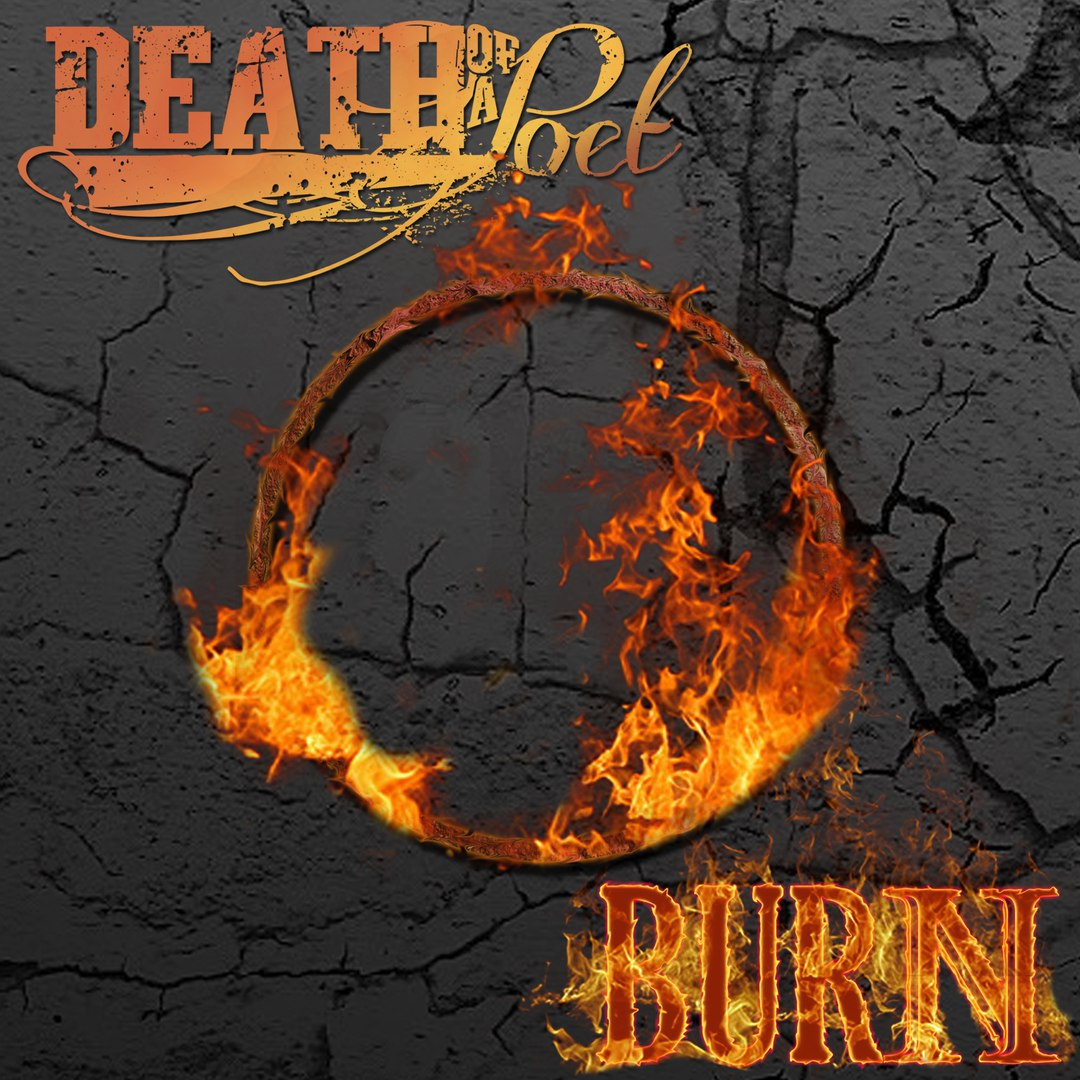Death Of A Poet - Burn (EP) (2016)