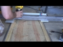 Lets Make an Easy and Adjustable DIY Router-Planer How To - YouTube