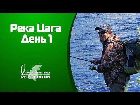 Хариус и щучки на вертушки Рыбалка на Кольском полуострове