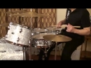 One Of The Best Drum Solo on Rare Slingerland BR Snare Drum Ken Loomer