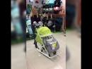 Санки-коляска DISNEY-BABY 2 на Одуванчик24.рф