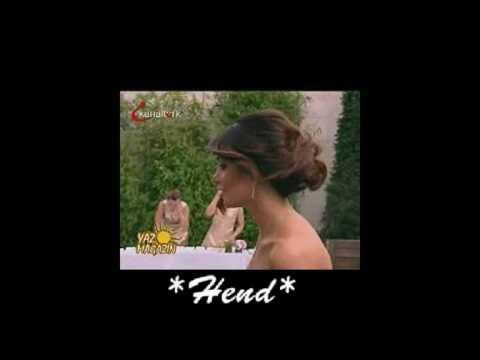 Видеорепортаж о прибытии гостей на свадьбу Халита и Бергюзар (07.08.2009 г.)