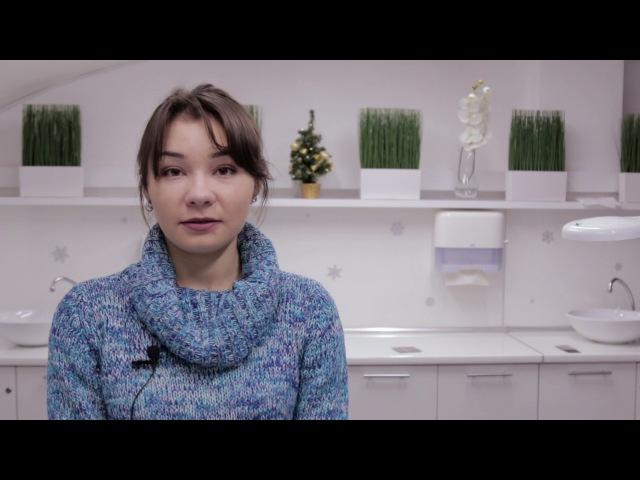 Наталья Копотилова Отзыв о курсе депиляции в Санкт петербургской школе красоты