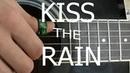 Yiruma - Kiss the Rain - (Fingerstyle Guitar)