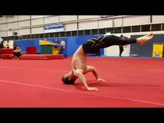 Flexible Bboy Power Trick Combos And Airflare (NEXT GENERATION POWER MOVIES)