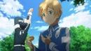 Мастера Меча Онлайн: Алисизация  Мастера Меча Онлайн 3 сезон  Sword Art Online: Alicization 9 серия (Raw)