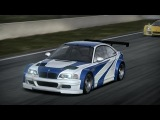 NFS Shift 2 Unleashed: BMW M3 GTR E46 Most Wanted Edition on Mount Panorama Bathurst [HD]