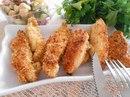 Куриное филе в овсяной панировке: готовьте правильные и полезные блюда!