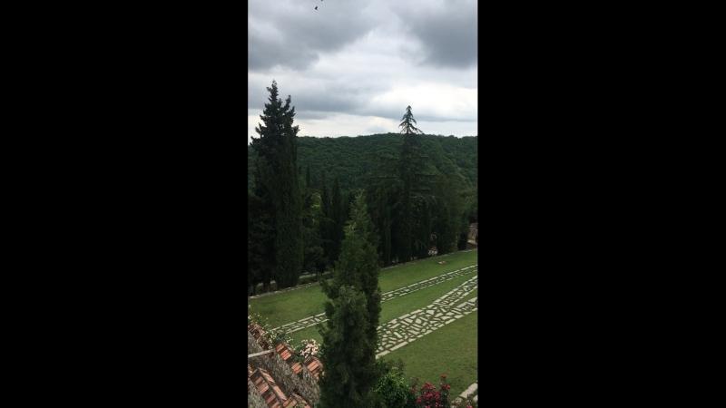 Монастырь святой Нино Бодбе , Грузия 🇬🇪 😍