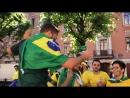 Бразилия уххх темперамент