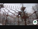 Веревочный парк. Сахалин