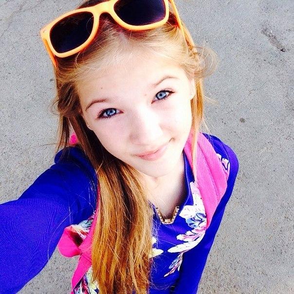 девочка фото красивая 12 лет