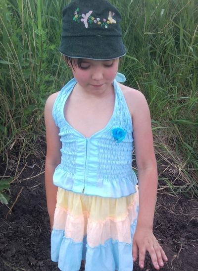 Анастасия Морозова, 2 июля , Токаревка, id166390223