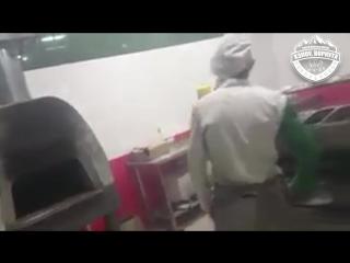#ХэлоуВоркута | Рабочие будни ресторана