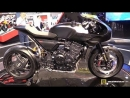 Honda Interceptor CB4 1000R Concept based on Honda CB1000R Walkaround 2017 EICMA