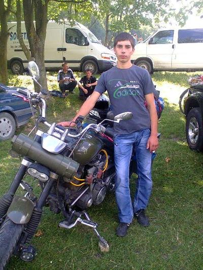 Тарас Гаврилів, 10 августа , Львов, id217433657