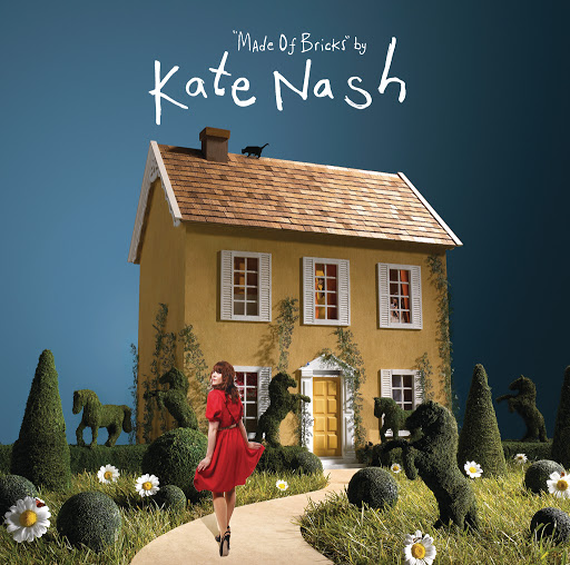 Kate Nash альбом Made of Bricks (International Version)