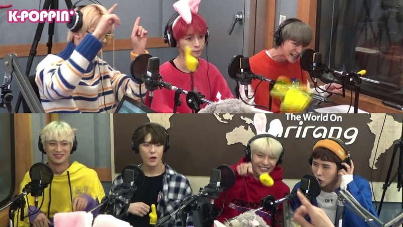 [K-Poppin] 루첸트 (LUCENTE)s Singin Live 뭔가 달라 (Your Difference)