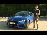 Nuova Audi TT (2014) | velocità facile, interni magici!