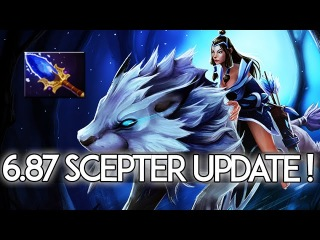 Patch Changes Dota 2 - Mirana Aghanim's Scepter Update!
